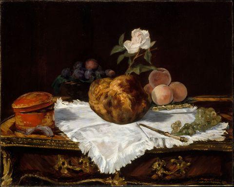 水果和鲜花图片