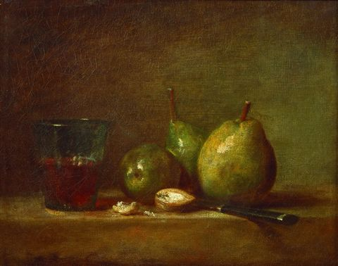 杯子和鸭梨图片