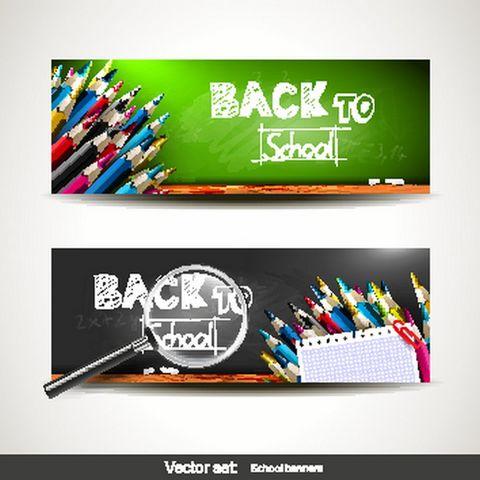 学校黑板报设计图片