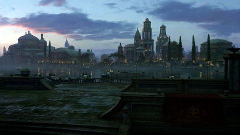 城市风景壁纸