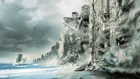 世界末日城市风景壁纸