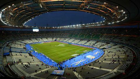 足球场风景壁纸
