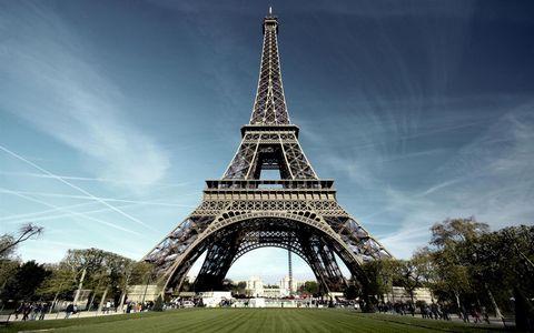 埃菲尔铁塔风景壁纸
