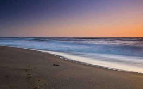 美丽沙滩风景壁纸