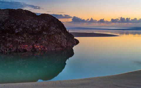 海面风景壁纸