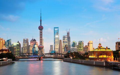 上海风景壁纸