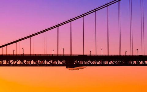 金门大桥风景壁纸
