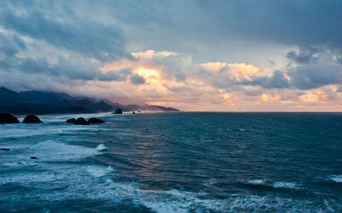 美丽海洋风光