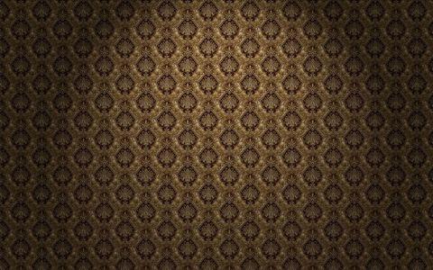 古典花纹壁纸