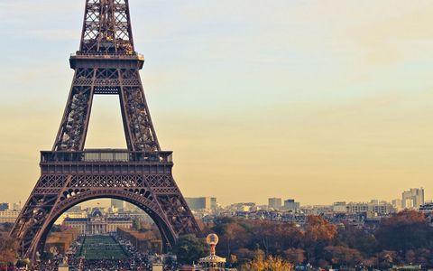 巴黎风景壁纸