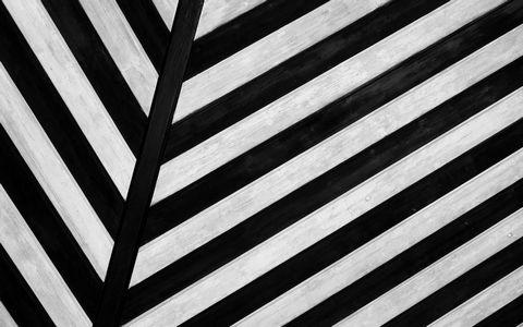黑白条纹背景