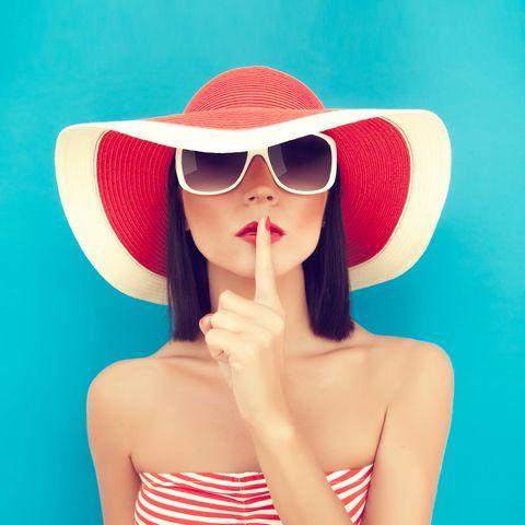 夏天性感女人图片