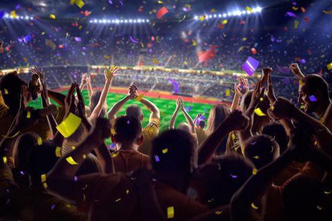 足球比赛高清摄影图片