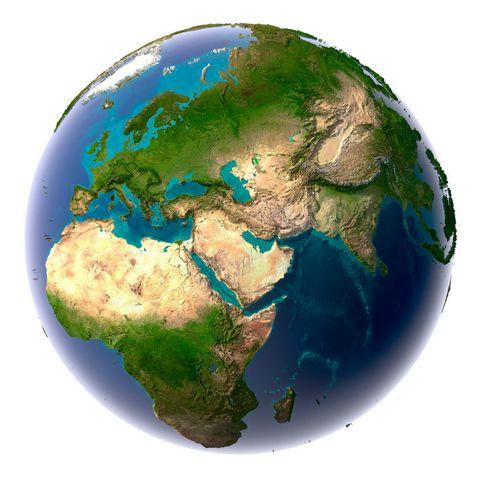 创意地球模板图片