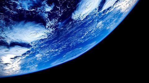 地球表面图