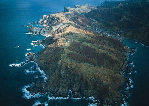 海岛景区美景图