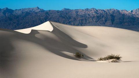 壮观的沙漠美景
