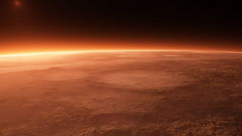 浩瀚的地球表面