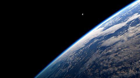 壮观的地球表面