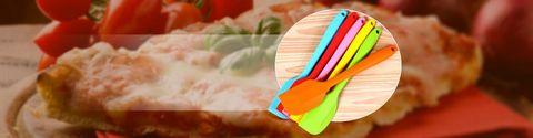 披萨美食背景设计图片