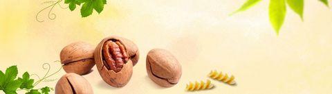 坚果美食背景图片
