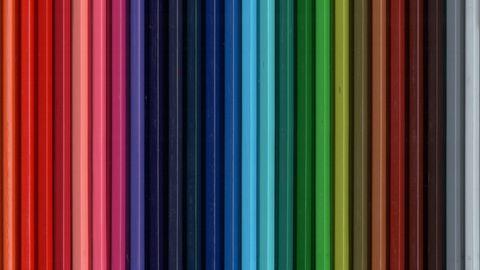 彩色条纹背景